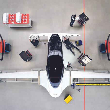 The everyman's private jet: Lilium