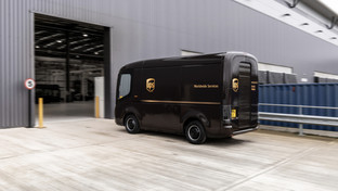 Unicorn startup Arrival van specs and the cutting-edge production facility
