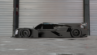 Forze to race hydrogen car in the Supercar Challenge
