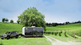 Land Rover Italia and Airbnb collaborating to meet COVID-driven travel demands