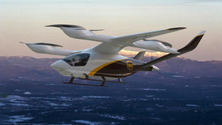 UPS go electric—in the air