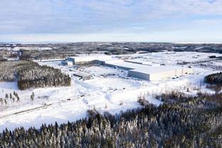 Northvolt's green battery mission backed by further $2.75 billion