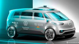 Volkswagen and Argo AI to start testing of autonomous commercial vans