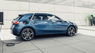 The 2020 Mercedes-Benz A250e: Embracing EQ Power for the first time