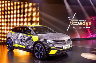 Renault bringing the R4 back to life with the 4ever