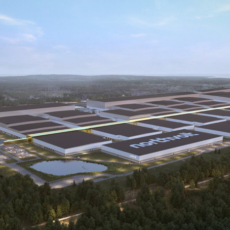 Volkswagen and Northvolt to Erect European Battery Production Facility