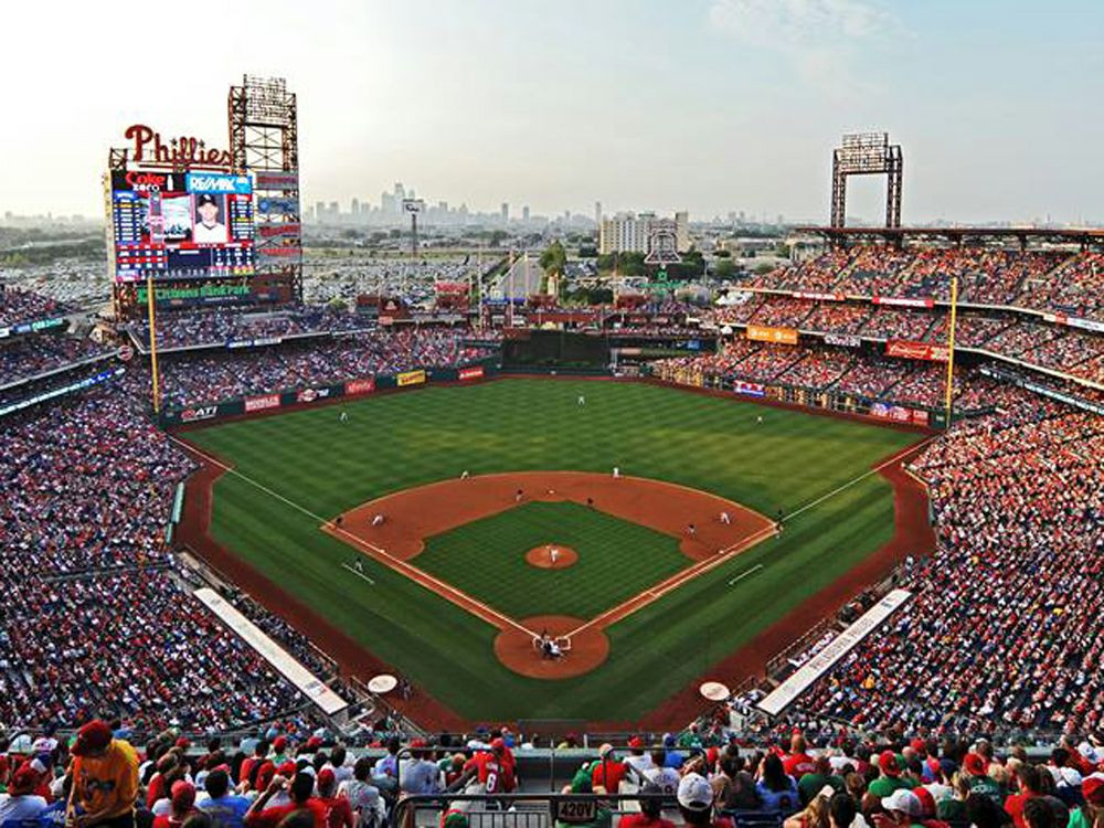 Philadelphia Phillies Citizens Bank