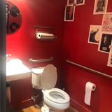 Music Bathroom