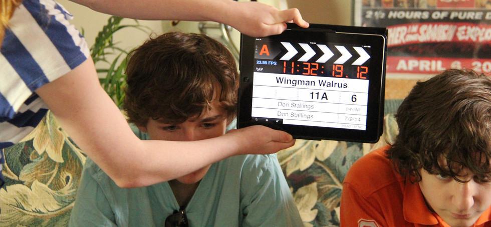 BTS - Wingman Walrus