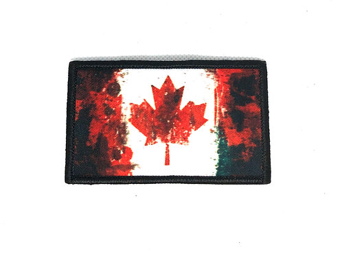 CANADA FLAG PRINTED