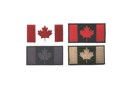 Canada Flag(small) - Embroidered