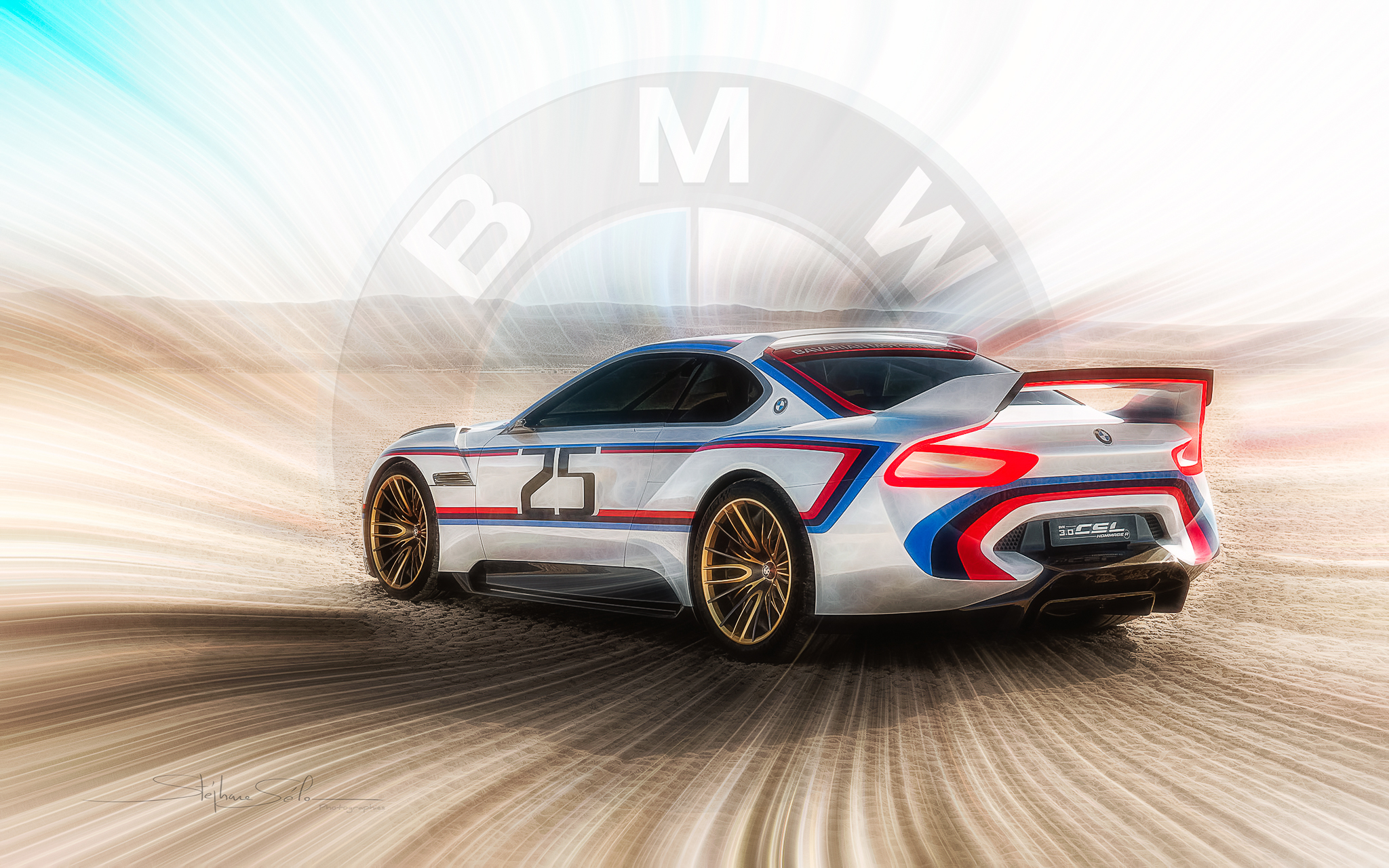 BMW 3.0 CSL Concept