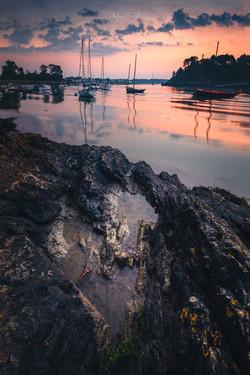 Sunrise sur Port-Anna
