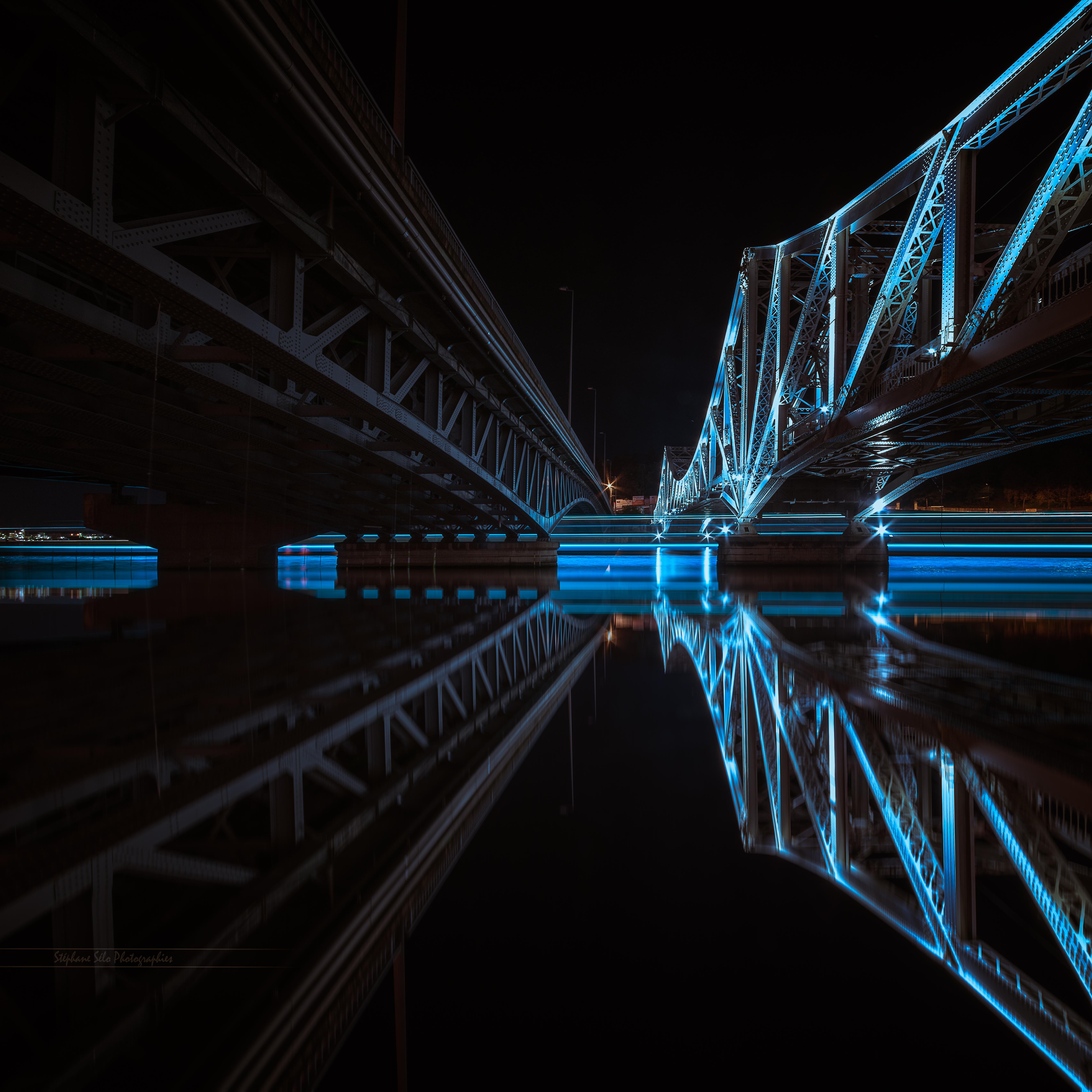 Ponts de la Mulatière