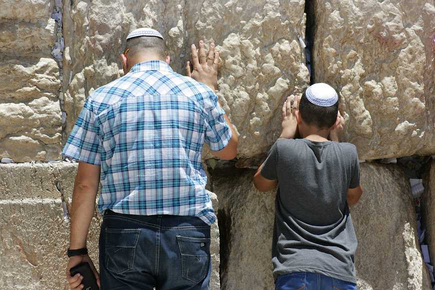 Jewish programs/tours in israel