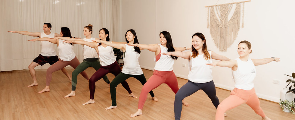Yoga Studio Waverley