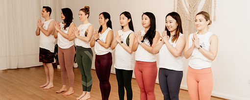 class styles at yoga cave