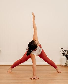 yoga help workshop