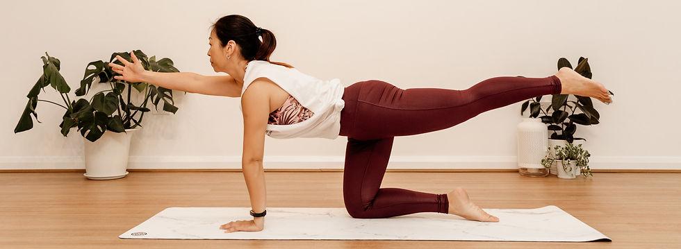 Core Workout Mat Pilates