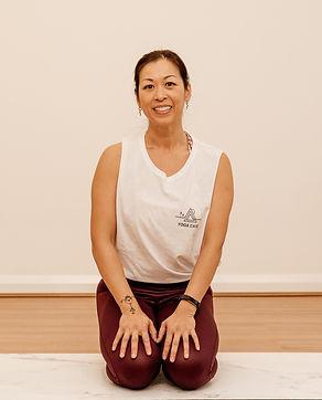 Angelyn Yoga Teacher
