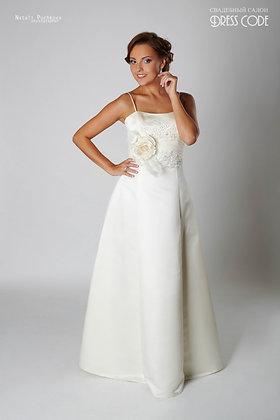 Свадебное платье Круазетт (б/у)
