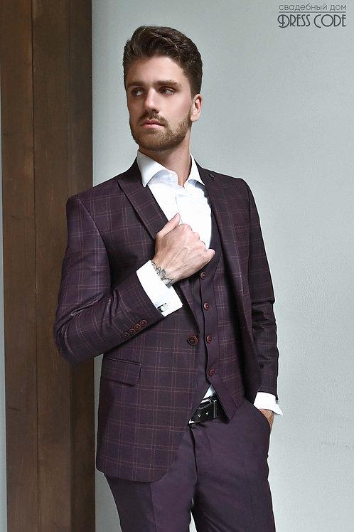 Прокат мужского костюма DAVIDSON на 3 дня