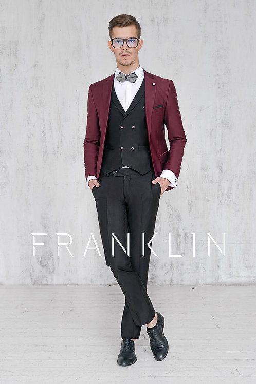 Прокат мужского костюма FERGUSSON на 3 дня