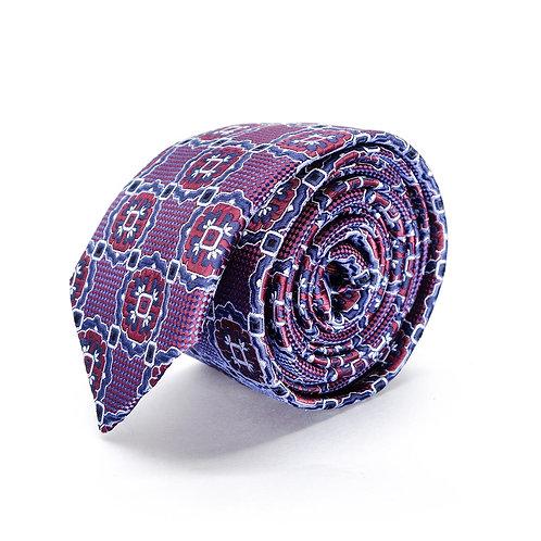 Прокат галстук с крупным узором