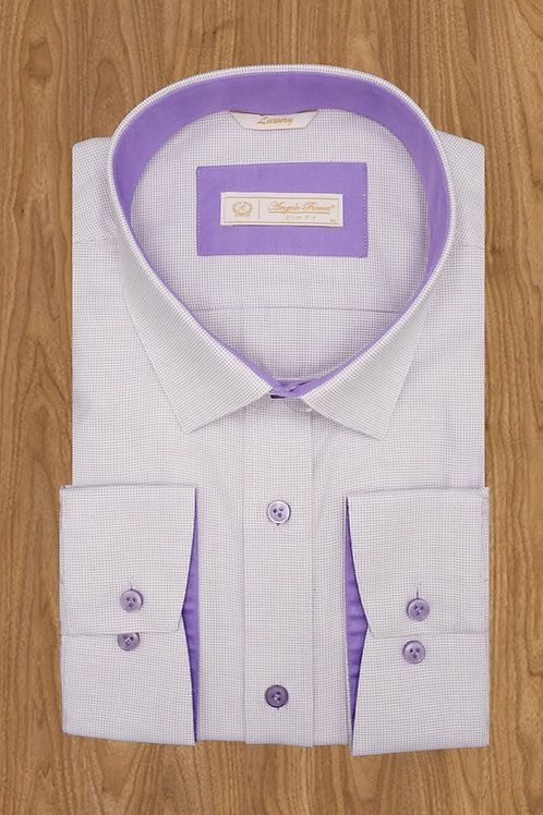 Рубашка лавандовая
