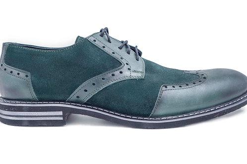 зеленые туфли CHELSY