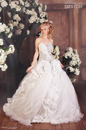 Свадебное платье Фрейлина (б/у)