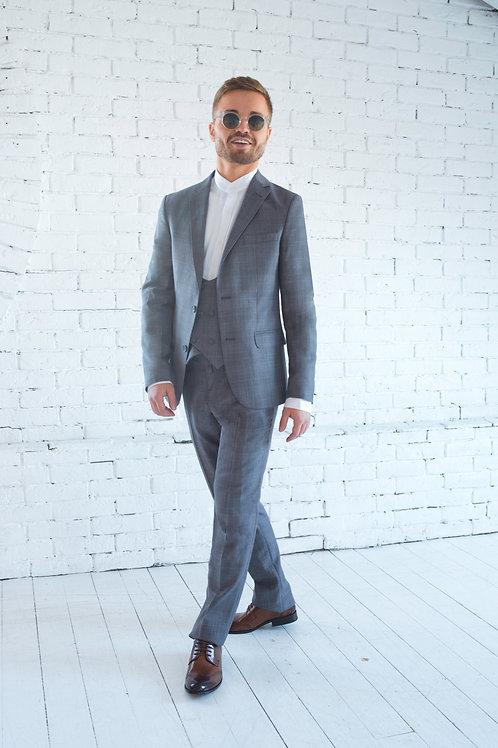 Прокат мужского костюма WILLIAM на 3 дня