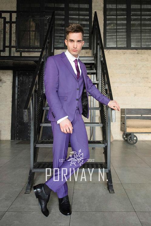 Фиолетовый костюм VIOLET Premium