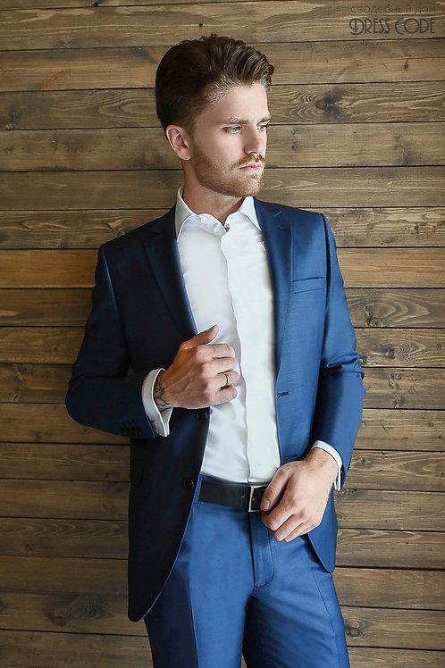 Прокат мужского костюма ARMAND BLUE на 3 дня