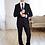 Thumbnail: Мужской костюм BLACK SUIT в прокатна 3 дня