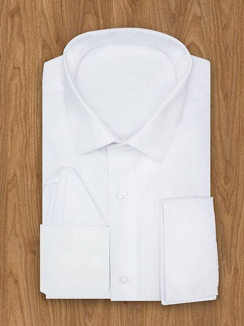 Рубашка под галстук + запонки