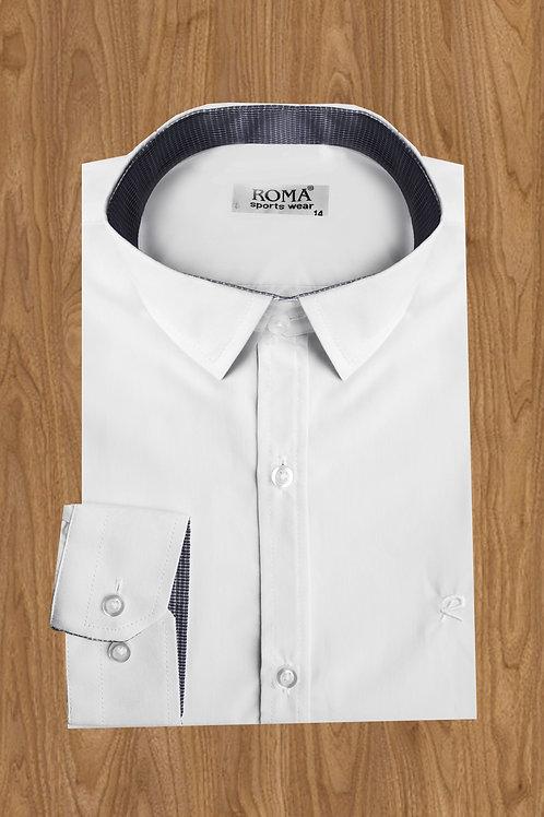 юношеская рубашка ROMA
