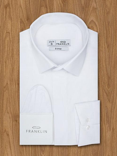 """Рубашка под галстук на высокий рост """"FRANKLIN """""""