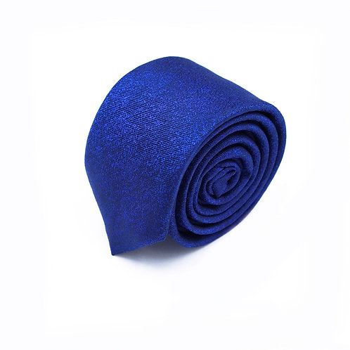 Прокат галстук синий