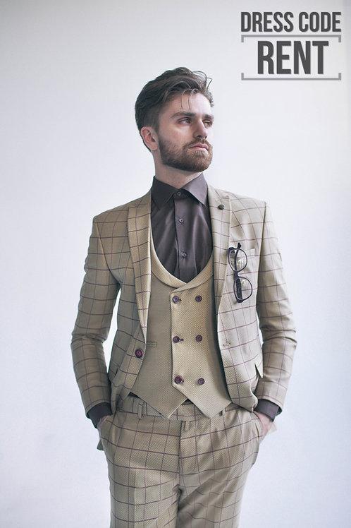 Аренда мужского костюма RAGAZZO на 3 дня
