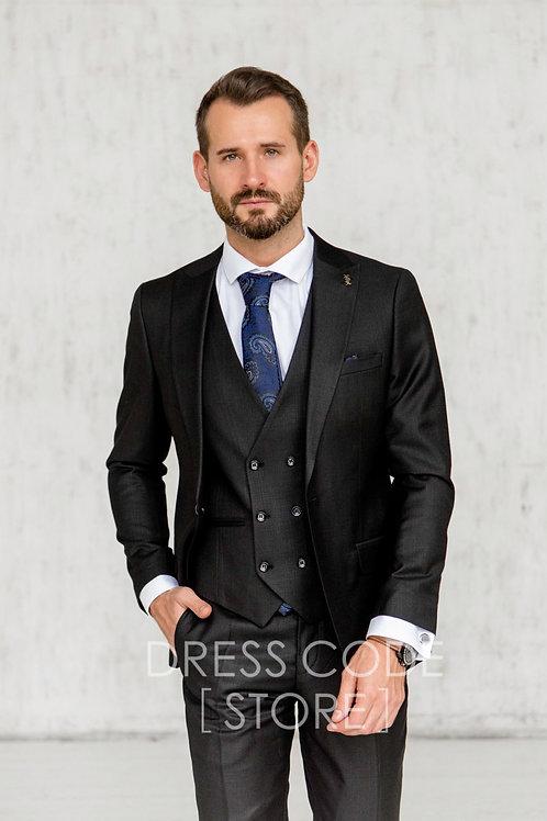 Черный костюм HORN