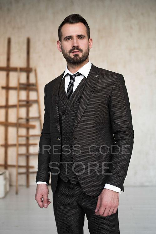 Прокат мужского костюма BRUNI на 3 дня