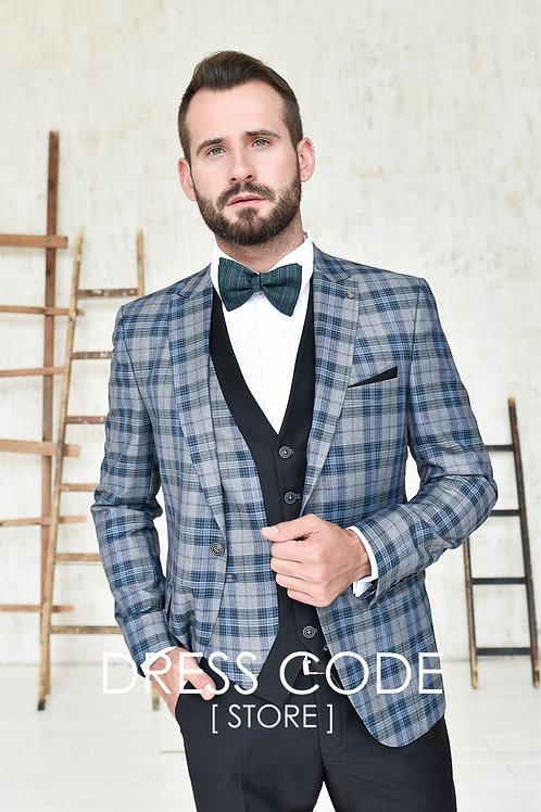 Прокат мужского костюма ETFERRO BLUE на 3 дня