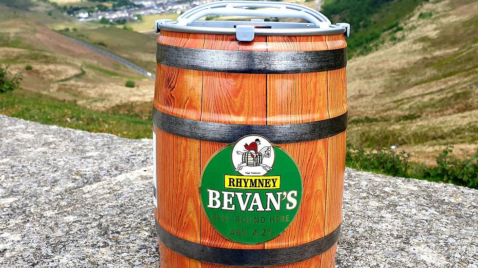 Bevan's Bitter Mini Keg