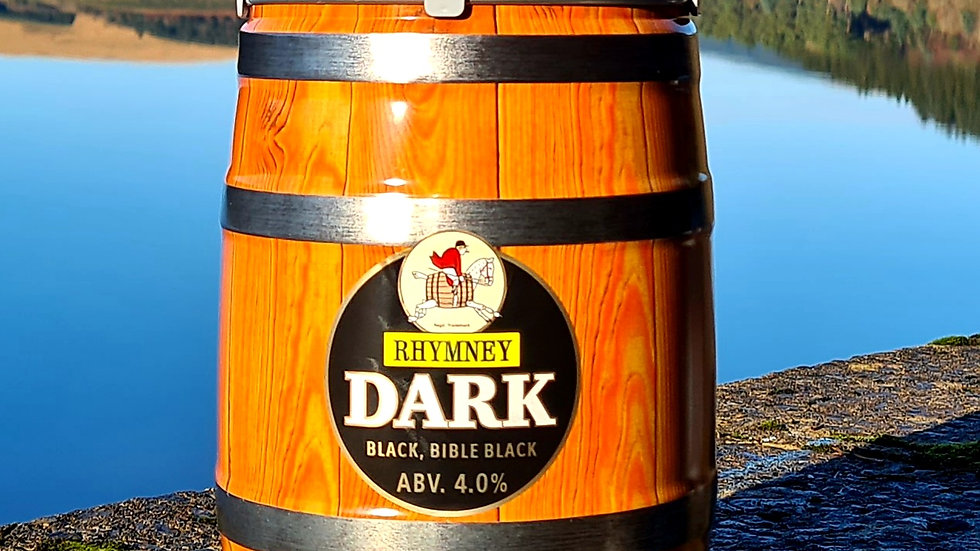 Rhymney Dark 5ltr Mini Keg