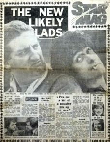 Jimmy Nail & Gary Holton