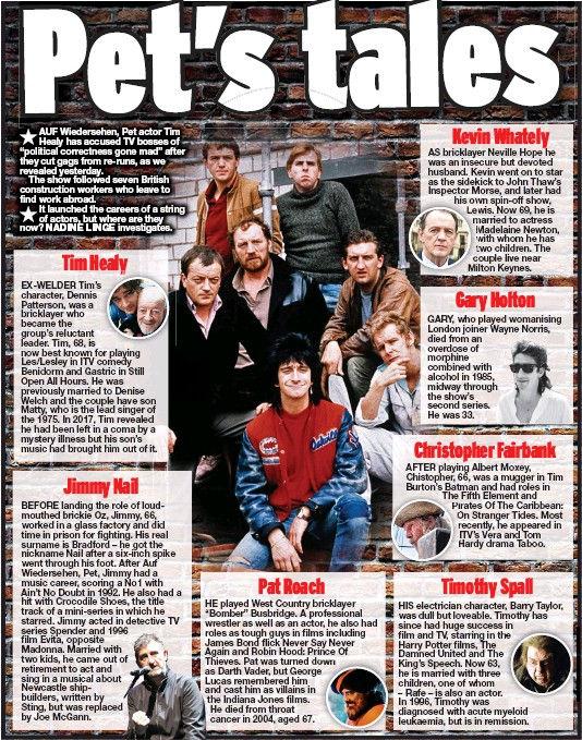 Gary Holton Auf Wiedersehen Pet