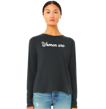 Looking for Custom Branded Swag? This Women's History Month Tee Is Just What You Need