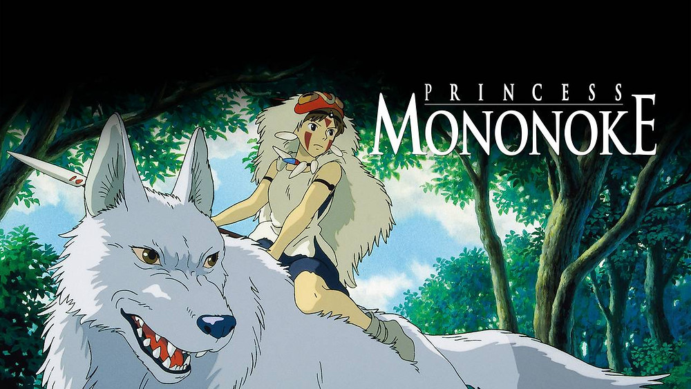 """""""Princess Mononoke"""" and its titular character are yet another example of the strong women portrayed in Studio Ghibli films."""