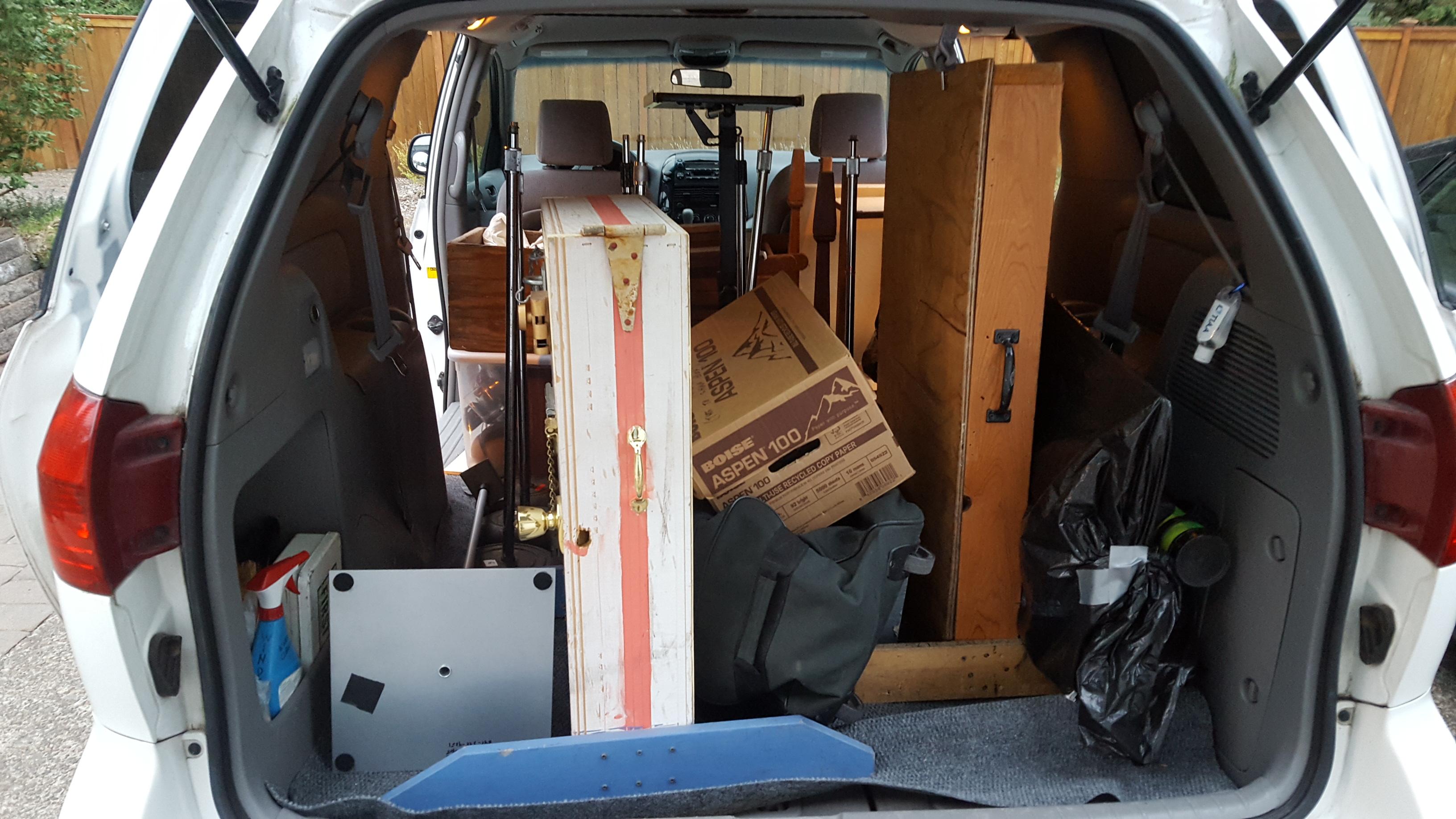 Fred's Van